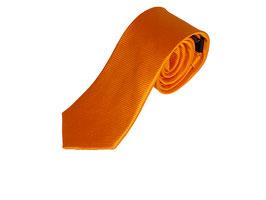 Seidenkrawatte Orange D30447-M14