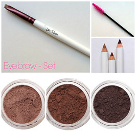 EYEBROWSET - 4 teilig