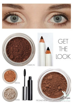 GET THE LOOK - NATURAL