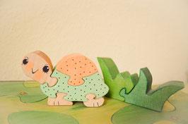 Schildkröte - gemütlicher Gerald