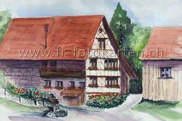 Bauernhaus / Karten Nr.1103AC