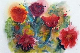 Blumen / Karten Nr.1121AC