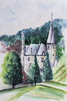 Schloss / Karten Nr.1130AC