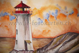 Leuchtturm / Karten Nr.1097AC