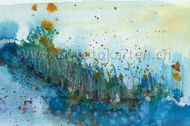 Blumenwiese / Karten Nr.1093AC