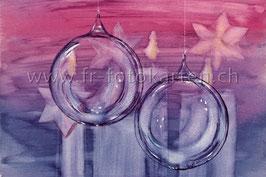 Glaskugeln / Karten Nr.1087AC