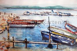Hafen / Karten Nr.1095AC