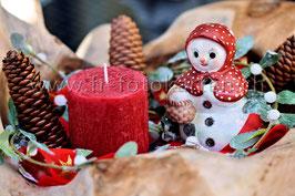 Weihnachtsschale / Karten Nr.1074FR