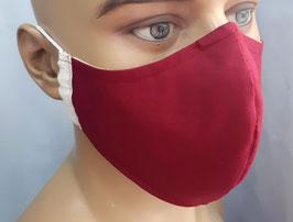 """Mund-Nasen-Maske """"Bordeaux"""""""