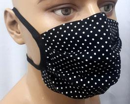 """Mund-Nasen-Maske """"Polka Dots"""""""