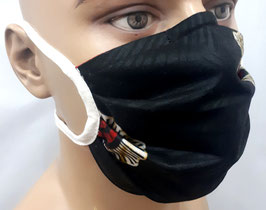 "Mund-Nasen-Maske ""Batik"""