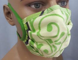 """Mund-Nasen-Maske """"Grün"""""""