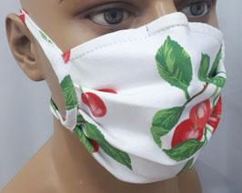 """Mund-Nasen-Maske """"Kirschen"""""""