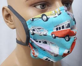 """Mund-Nasen-Maske """"Bulli"""""""
