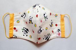 "Kinder Mund-Nasen-Maske ""Panda"""