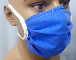 """Mund-Nasen-Maske """"Blau"""""""