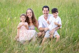 Familienfotoshooting, 90 Minuten