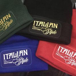 Cappellini Italian Style Tattoo