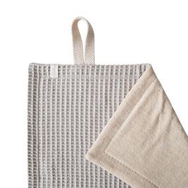 Paw Towel - beige