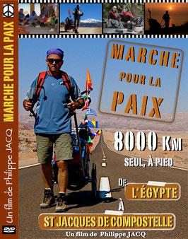 Dvd : Marche pour la paix