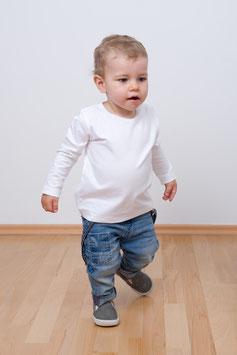 """- Baby T-Shirt """"Hugo"""" -"""