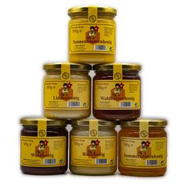 6x Honig im Vorteilspack