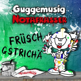 "Aktion CD ""Früsch Gstrichä"" 2011"