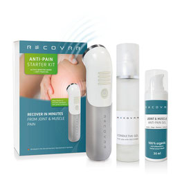 RECOVRR System Anti-Pain Starter Kit