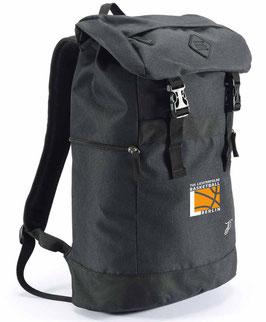 PEAK Backpack Black mit Logo