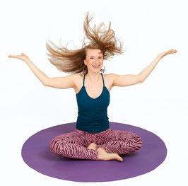 Wochenendintensiv Yogakurs mit Claudia (Krankenkassenbezuschusst für Berliner und auch Wohnortferne!)