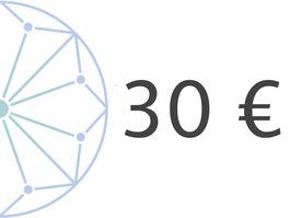 30 € Geschenkgutschein