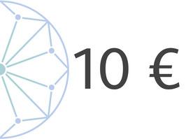 10 € Geschenkgutschein