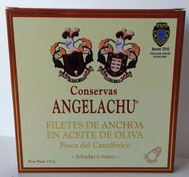 LATA ANCHOAS 115g. ANGELACHU
