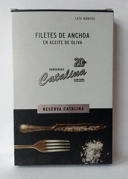 ANCHOAS RESERVA CATALINA
