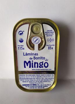 LÁMINAS BONITO DEL NORTE MINGO