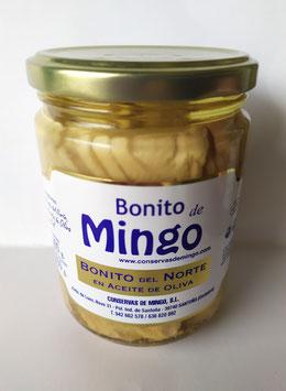 TARRO 600g. BONITO MINGO