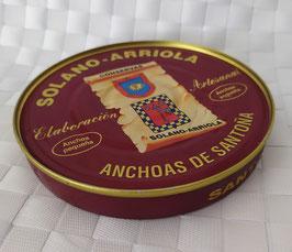 P. 180g ANCHOAS/TIRA PEQUEÑA SOLANO ARRIOLA