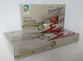 ANCHOAS CATALINA  ECOLOGICAS