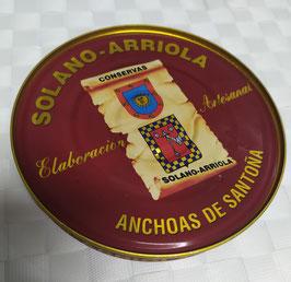 P. 180g ANCHOAS FILETE GRANDE SOLANO ARRIOLA