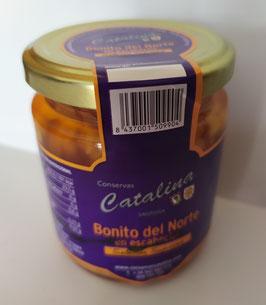 TARRO 240g. BONITO ESCEBECHE CATALINA