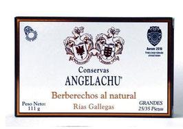 BERBERECHOS NATURAL RIAS GALLEGAS ANGELACHU