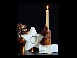Tiziano Teelicht Cometa 11 cm/ 15 cm creme