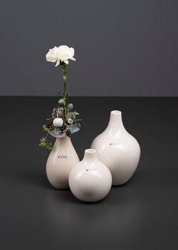 Tiziano Vase Lina hoch 18 cm