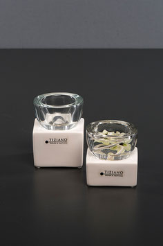 Tiziano Licht Trixy LED 4 cm creme