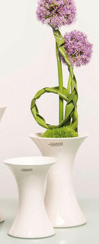 Tiziano Vase Perdosa 30 cm creme small