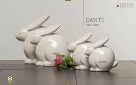 Tiziano Hase Dante 30 cm