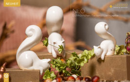 Tiziano Eichhörnchen Neo auf Kante creme