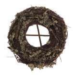 Kranz Zweige Moos 30 cm