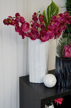 Tiziano Vase Luson 30 cm perla