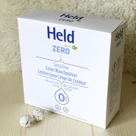 Color Waschpulver Sensitive HELD ZERO